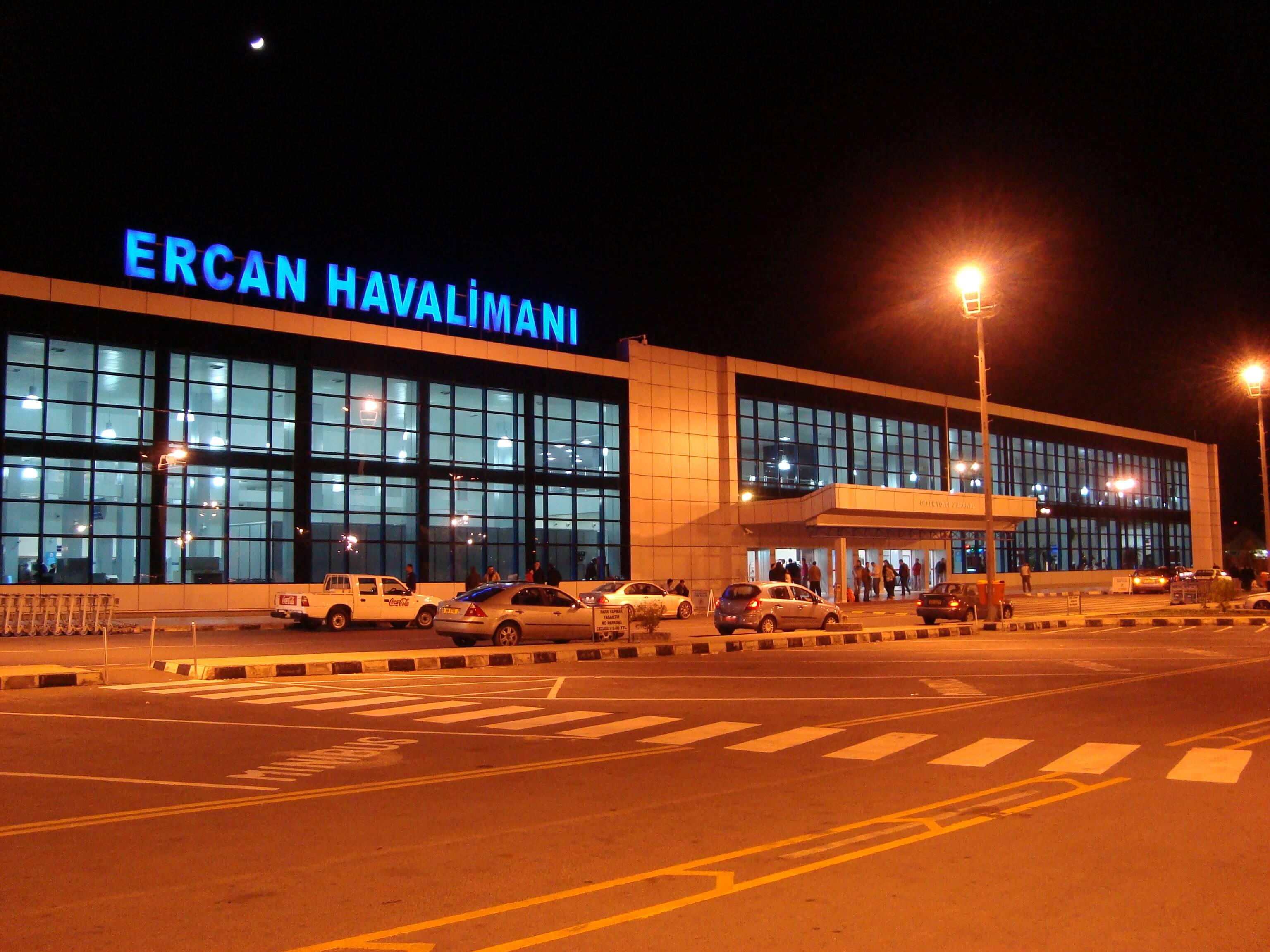 Ercan International Airport