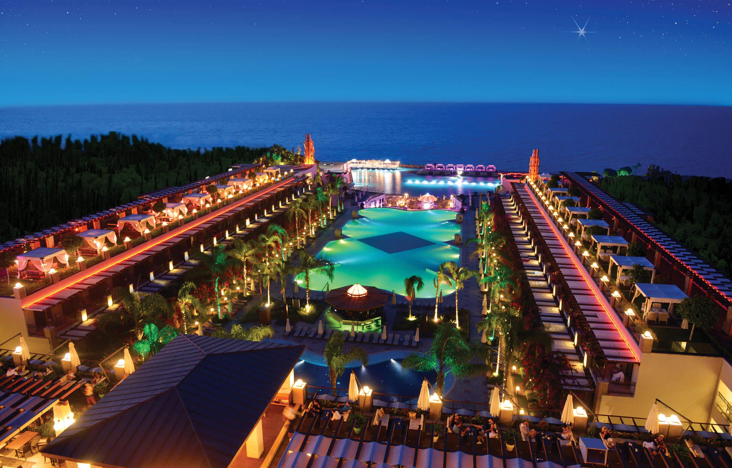 Cratos Hotel North Cyprus Booking