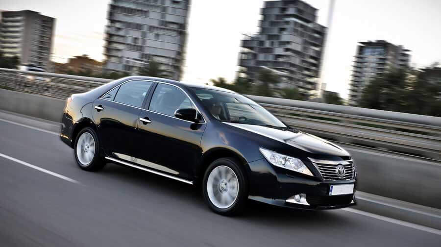 Private taxi transfer in North Cyprus